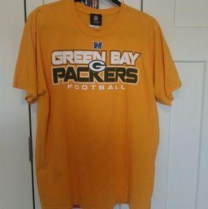 Green Bay Packers Football Shirt